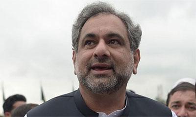 পাকিস্তানের সাবেক প্রধানমন্ত্রী শহীদ আব্বাসি গ্রেফতার