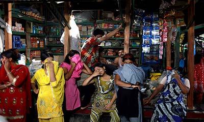 দৌলতদিয়া যৌনপল্লীতে খদ্দেরের হাতে যৌনকর্মী খুন