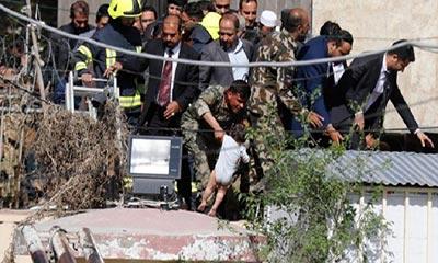 আফগান তথ্য মন্ত্রণালয়ে সন্ত্রাসী হামলা, ৭ জনের মৃত্যু