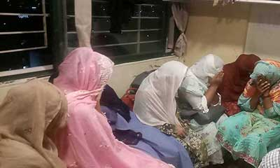 গুলশানে স্পা সেন্টারে অভিযান, ১৯ নারী-পুরুষ আটক
