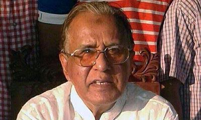 সাবেক মন্ত্রী, বিএনপি নেতা আমিনুল হক আর নেই