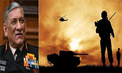 পাকিস্তানে ঢুকে যুদ্ধ করতে প্রস্তুত ভারতীয় সেনারা