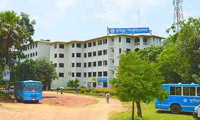 কুমিল্লা বিশ্ববিদ্যালয় আইনেই নেই ছাত্র সংসদ!