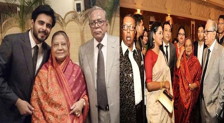'ফাগুন হাওয়ায়' দেখে মুগ্ধ রাষ্ট্রপতি