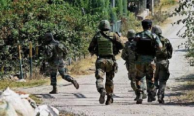 সেনা অভিযানে নিহত কাশ্মীর হামলার 'মূলহোতা'