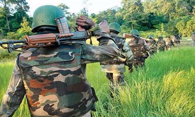 সহকর্মীর গুলিতে ৩ ভারতীয় সেনা নিহত