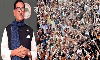 'যুদ্ধের পথে না গিয়ে রোহিঙ্গা সমস্যা সমাধানের চেষ্টা করছে সরকার'