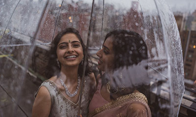 ভারতীয় হিন্দু নারীকে বিয়ে করলেন পাকিস্তানি মুসলিম নারী