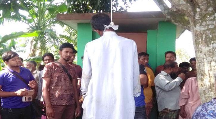 ঝিনাইদহে গরু ব্যবসায়ীর ঝুলন্ত লাশ উদ্ধার