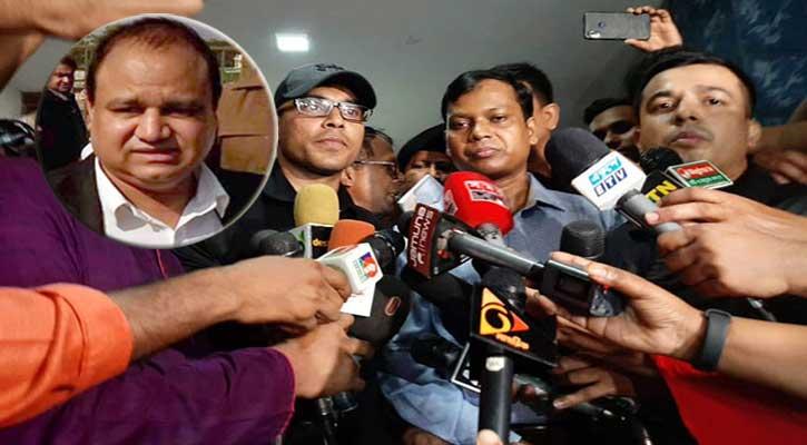 জি কে শামীমের বিরুদ্ধে মানিলন্ডারিং আইনে ব্যবস্থা: র্যাব