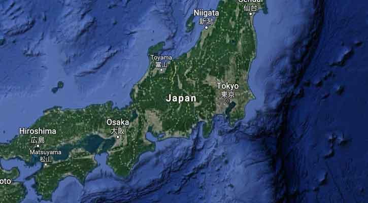 জাপানে শক্তিশালী ভূমিকম্প, সুনামি সতর্কতা