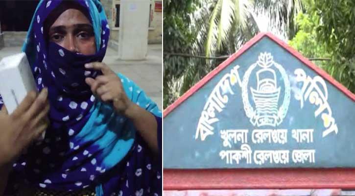 থানায় রাতভর গণধর্ষণ: ওসিসহ পাঁচ পুলিশের বিরুদ্ধে মামলা