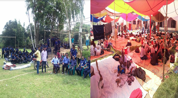 মির্জাপুরে ৩ দিনব্যাপী জেলা ইজতেমা বন্ধ করে দিল প্রশাসন