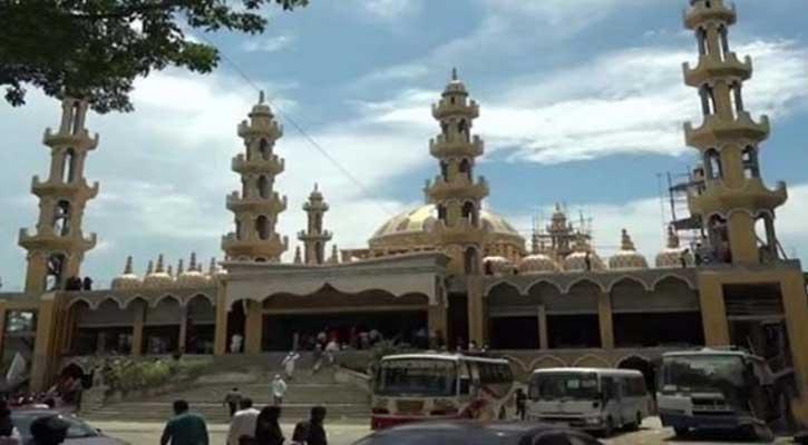 দক্ষিণ এশিয়ার সবচেয়ে উঁচু মসজিদ নির্মিত হচ্ছে বাংলাদেশে