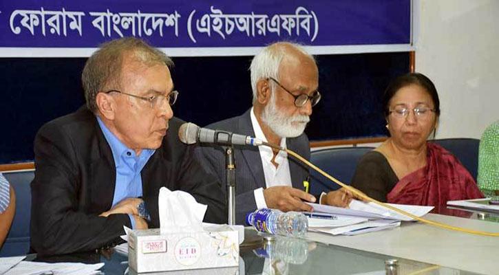 'সব অনিয়মের সঙ্গে আইন প্রয়োগকারী সংস্থা জড়িত'