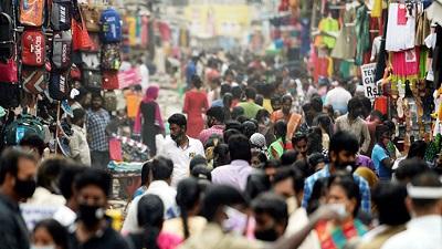 দুর্গাপূজার প্রথম দিনেই পশ্চিমবঙ্গে রেকর্ড করোনা সংক্রমণ