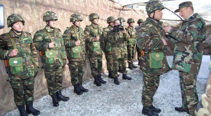 একের পর এক এলাকা জয় করছেন আজারবাইজানের সেনাবাহিনী