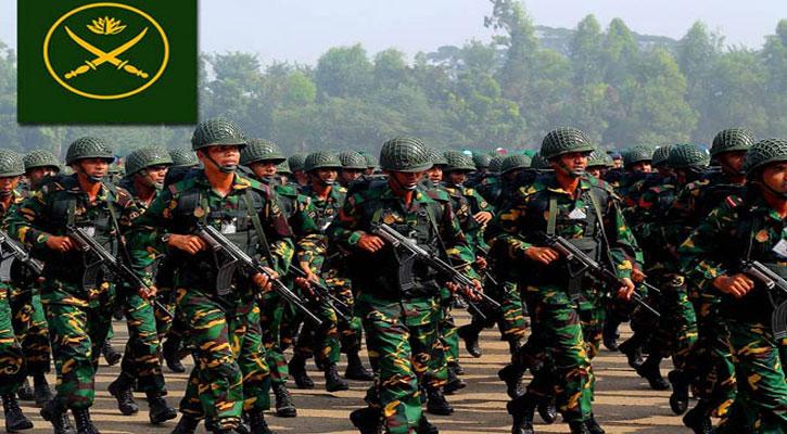 বাংলাদেশ সেনাবাহিনীর নিয়োগ