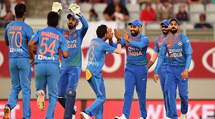 ভারতের টি-২০ বিশ্বকাপ দল ঘোষণা