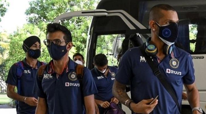 করোনা ইস্যুতে শ্রীলঙ্কায় ৫ ক্রিকেটার রেখে ফিরলো ভারত