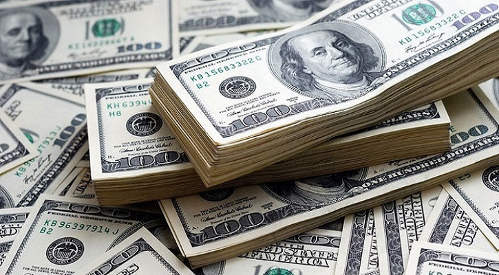 প্রথমবারের মতো রিজার্ভ ছাড়াল ৪৫ বিলিয়ন ডলার