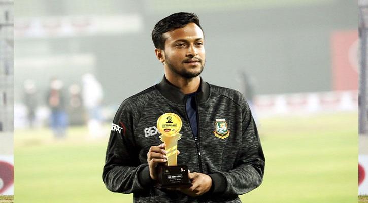 এ দলটা ওয়েস্ট ইন্ডিজের নিয়মিত দল থেকেও সেরা: সাকিব